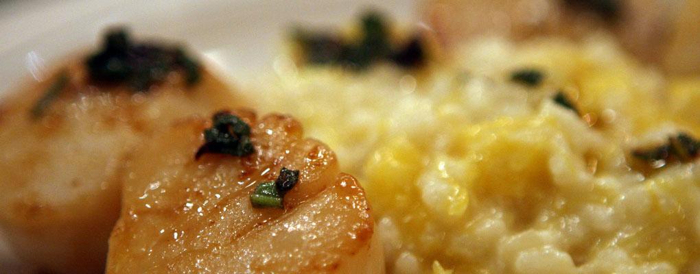 Ausgewählte italienische Köstlichkeiten genießen - im Ristorante Villini.